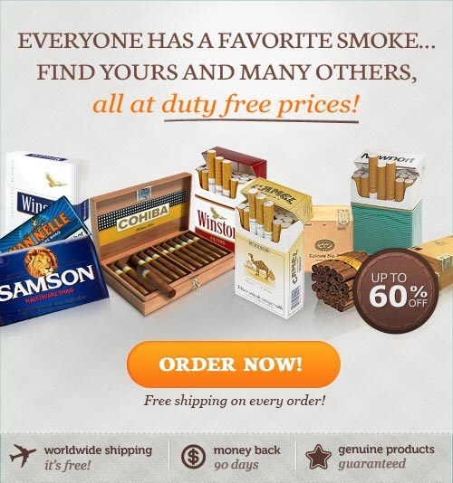cigarettes - cigars - tobacco